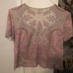 ETRO pattered top